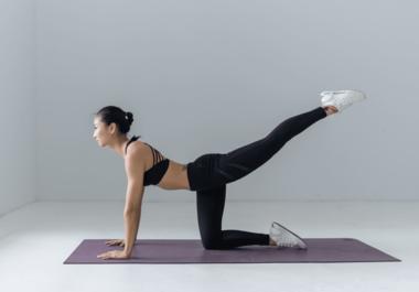 Фитнес-тренировки дома